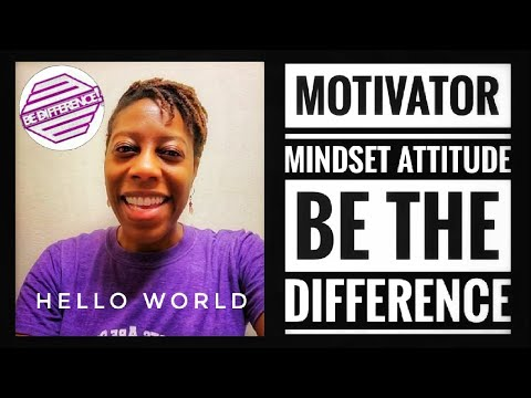 Conversation With Be The Difference Clothing And Information Man Motivational
