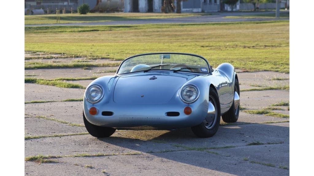 1955 2000 porsche spyder replicakit photo slideshow - Porsche Spyder Replica Kit