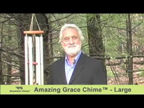 Amazing Grace Chime - Large  By Woodstock Chimes