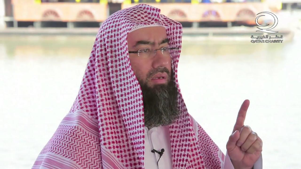 لا تحزن شاهد حكمة الله التي نغفل عنها .. مقطع عجييب للشيخ نبيل العوضي