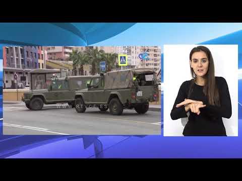 La senadora por Ceuta pide mejoras económicas para los militares