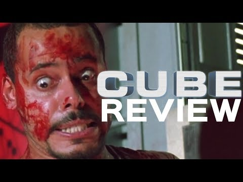 CUBE Movie Review