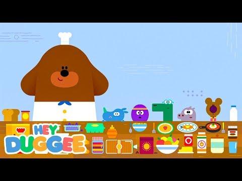 The Breakfast Badge 🍳 - Hey Duggee Series 3 - Hey Duggee