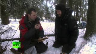 Lost: Russian Style (Winter Survival Guide)
