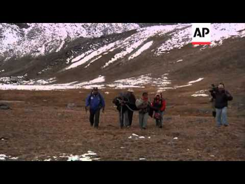 Bodies recovered from Peru helicopter crash