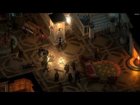 Pillars of Eternity II: Deadfire - Backer Update 39 - From the Feed of the Director Part III