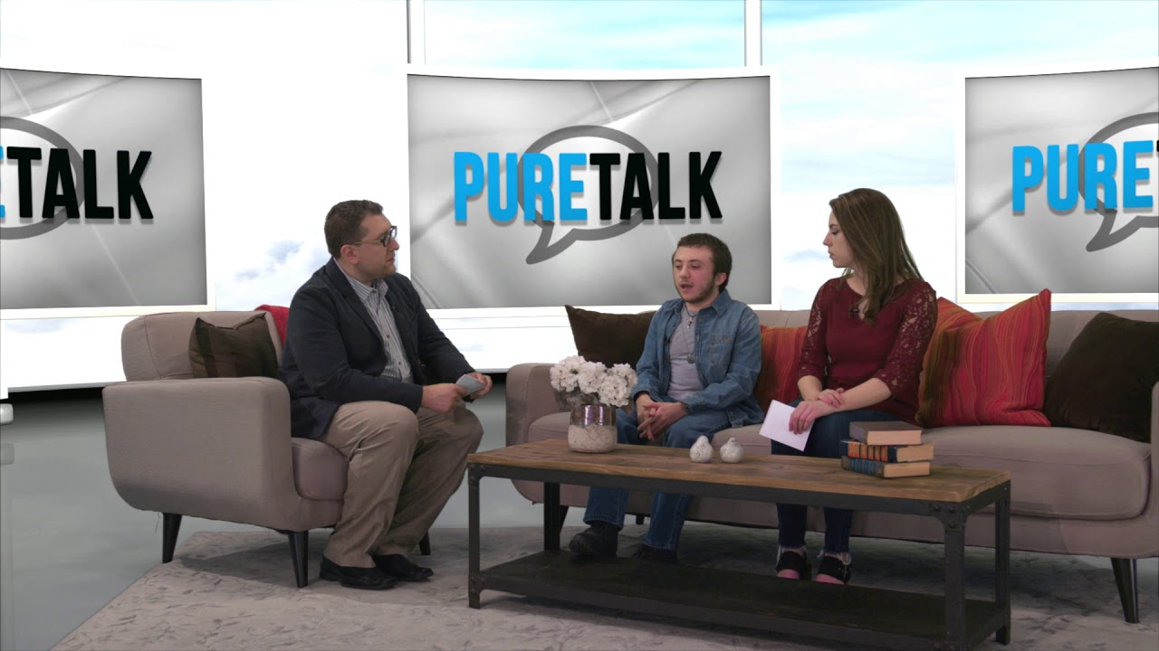 Pure Talk with Atticus Shaffer