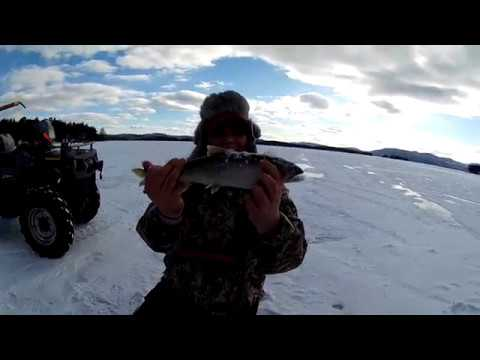 Ice fishing 2017 best of friends family may the for Best fishing times 2017