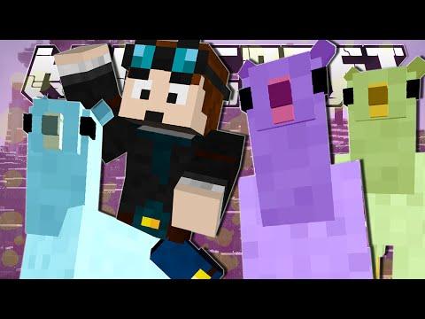 Minecraft | THE ALPACA MACHINE!! | Mod Showcase