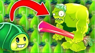 Plants Vs Zombies 2 | Zoybean is the MOST OVERPOWERED plant in the game! | PVZ 2