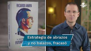 El excandidato presidencial del PAN señala que el libro concluye con una reflexión sobre un futuro para México que sí es posible