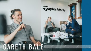 Gareth Bale (Forward for Real Madrid) Talks Golf and Life as a Professional Footballer