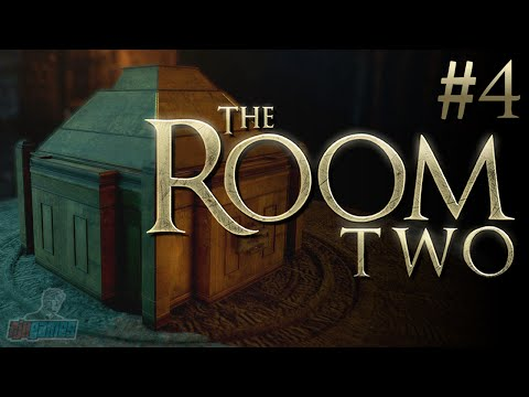 TEMPLE - Let's Play The Room Two PC Part 4 | Game Walkthrough | 60fps Gameplay