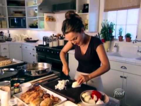 Giadas Chicken Cacciatore Recipe Youtube