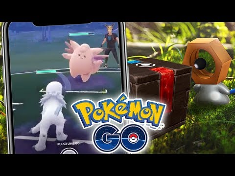 MISION MELTAN SHINY CAJA 2 + PVP VS SUBS!! | 1068 | POKEMON GO thumbnail