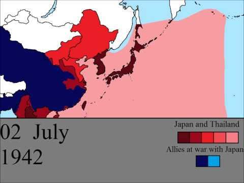 The Second Sino-Japanese War: Every Fortnight