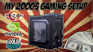 New Gaming PC From Youtube Money | WOW | VBO Life | 2018