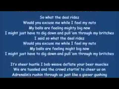 Eminem-Ridaz[HQ & Lyrics]
