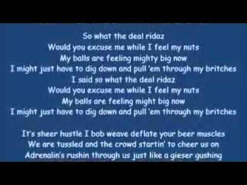 Eminem-Ridaz[HQ & Lyrics]