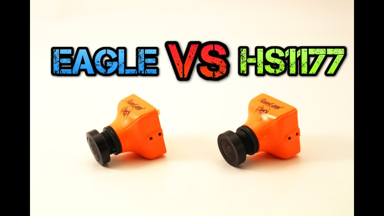 Runcam Eagle Review 16:9 VS 4:3 WARNING BEFORE Y…
