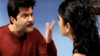 Anil Kapoor gets angry on Gracy Singh | Armaan | Bollywood Scene 2/18