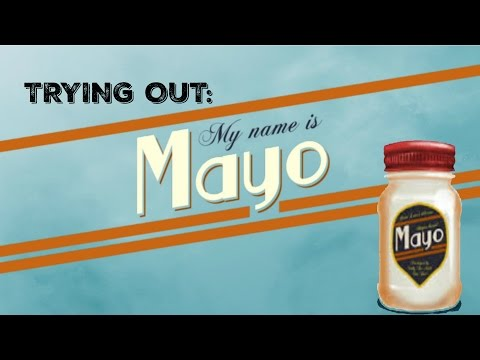 CAUSES SEVERE ELBOW INJURY!   Trying Out: My Name Is Mayo