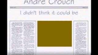Andrae Crouch I didn