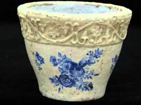 vasos vietnamitas : vasos cimento e vietnamitas - YouTube