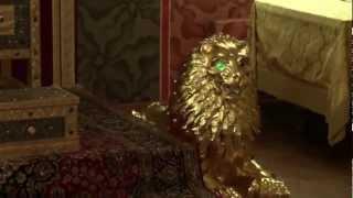 Хоромы царя. Коломенский дворец.