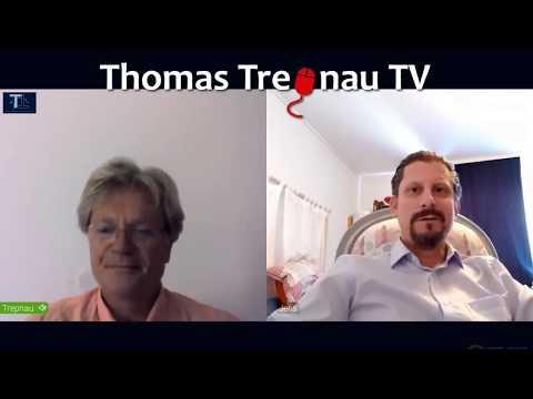 Schwert der Wahrheit plaudert mit der roten Maus, Dr. Jens Bengen bei Thomas Trepnau TV
