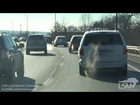 01-01-2018 Lee's Summit Missouri Dangerous Wind Chill Temperatures