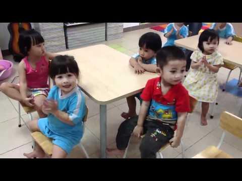 ABC by the Pre-Nursery Class