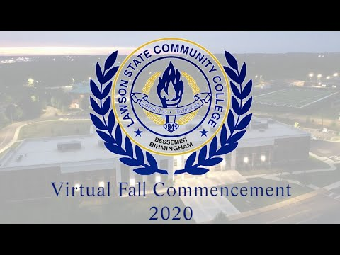 Lawson State Community College | Fall Commencement 2020