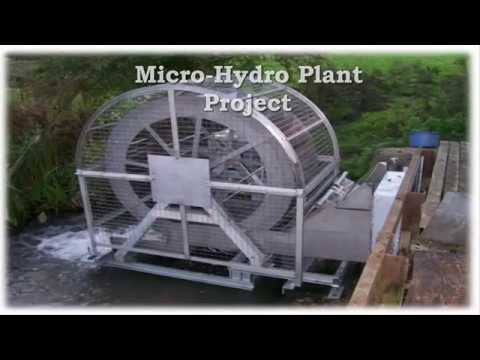 Review Micro-Hydro Plant Project - Alternative Energy Service