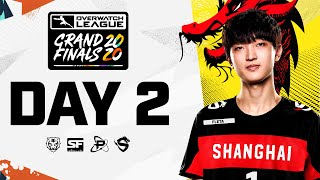 Overwatch League 2020 Season | Grand Finals Weekend | Day 2