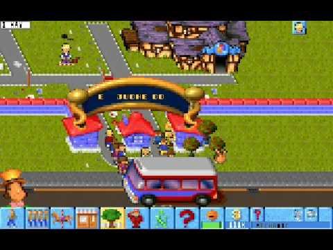 Bullfrog Productions - Theme Park - 1994