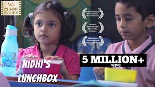 Nidhi's Lunch Box | Cute & Innocent Story  | Award Winning Hindi Short Film | Six Sigma Films