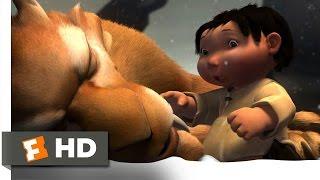 Ice Age (5/5) Movie CLIP - Diego's Sacrifice (2002) HD