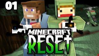 Minecraft RESET II #1 | SPRINGT UNGE IN DEN TOD? | Dner