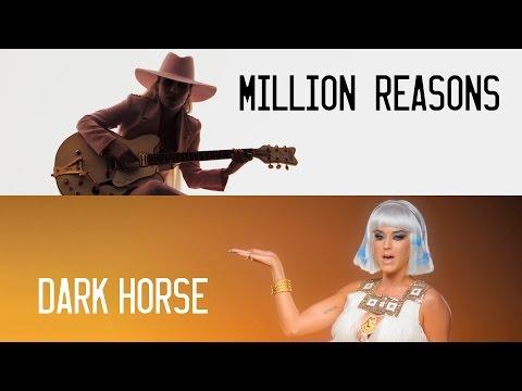 Million Reasons x Dark Horse (Mashup) - Lady Gaga x Katy Perry