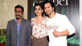 Varun Dhawan And Banita Sandhu Exclusive Interview Over October Movie | ABN Telugu
