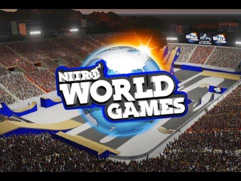 NITRO WORLD GAMES 2016 FMX BEST TRICK - YouTube