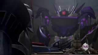 Transformers Prime-Shockave