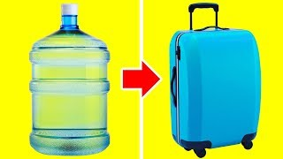 20 BRILLIANT AND CHEAP PLASTIC BOTTLE RECYCLE IDEAS