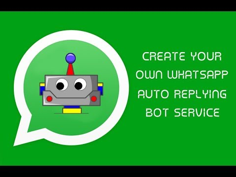 Create You own Auto Reply Whatsapp bot + Auto Responder Tutorial Demo ||  Hacker zx