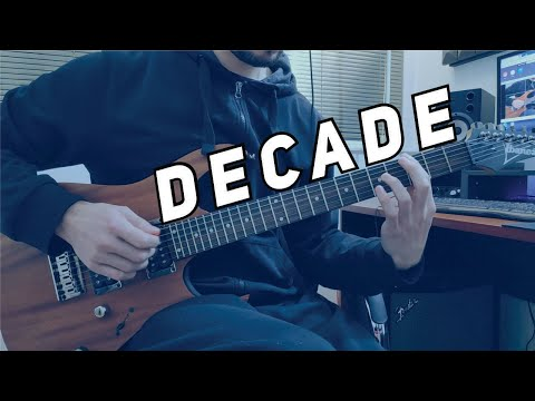 the last riff of this decade in decade tuning
