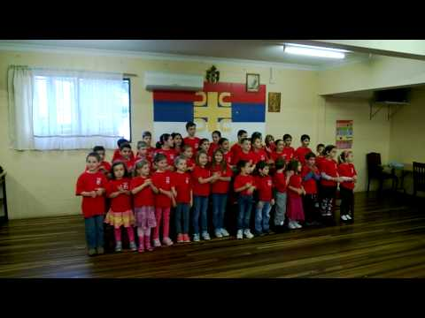 "Serbian language school ""St Sava"" Brisbane QLD AUS"