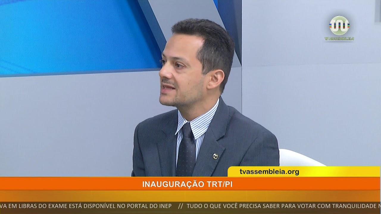 """JUIZ DO TRE PI: """"SEGUNDA FEIRA É 17. É UM BOM DIA"""" Gustavo"""