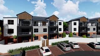 Crowthorne Estate Residential Concept Design