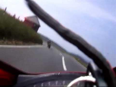Isle of Man TT - Mountain Course - Honda SP1 (VTR1000/RC51)
